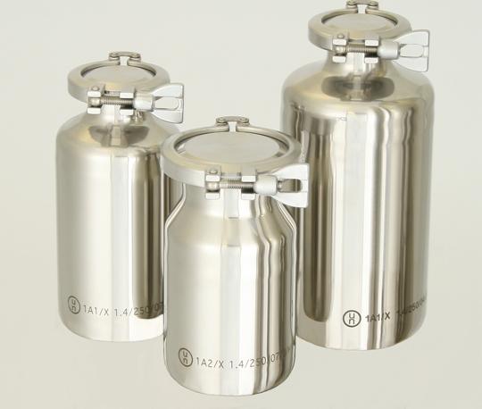 1-6500-01 UN規格認定ボトル 1.3L