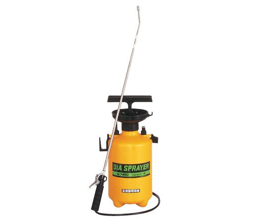 1-6574-01 プレッシャー式噴霧器 4L