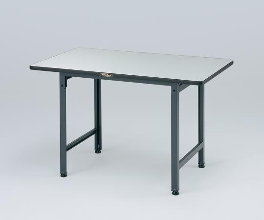 1-6823-01 軽量作業台(リノリューム張天板) 900×600×740mm
