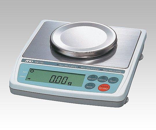 1-6842-01 パーソナル電子天秤 EW-150i