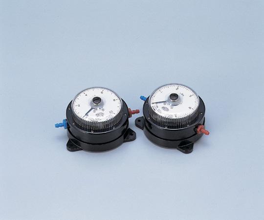 1-750-06 マノスターゲージ(高性能微差圧計) WO81FN5E