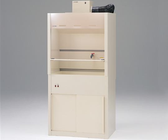 1-7628-01 コンパクトドラフト HF-800DXNAセット(排気量調整機能付)