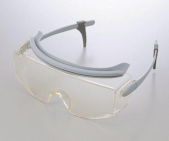1-7987-07 レーザー光吸収メガネ YL-290C