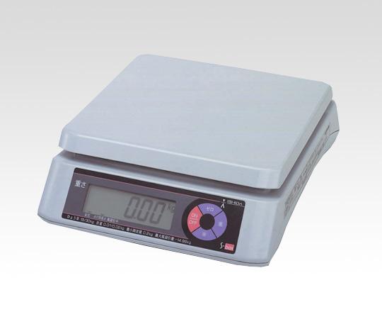 1-8050-03 上皿型重量はかり S-box 30kg