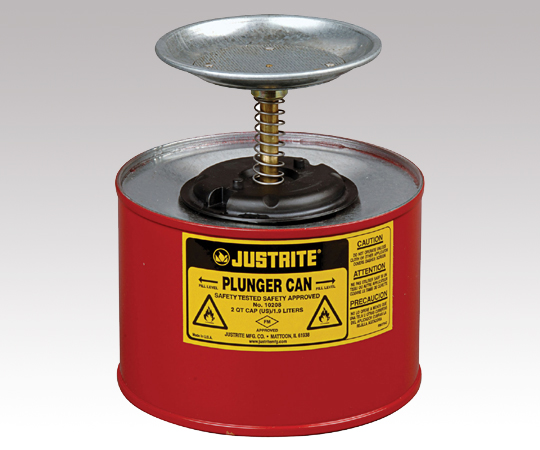 1-8733-03 プランジャー缶 J10208 2L