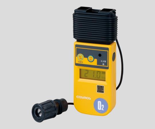 1-8752-01 酸素濃度計 5m(本体巻取式)
