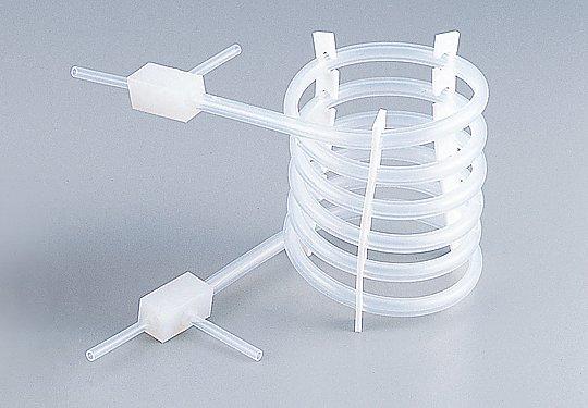 1-8979-04 二重管式熱交換器 NH-T2