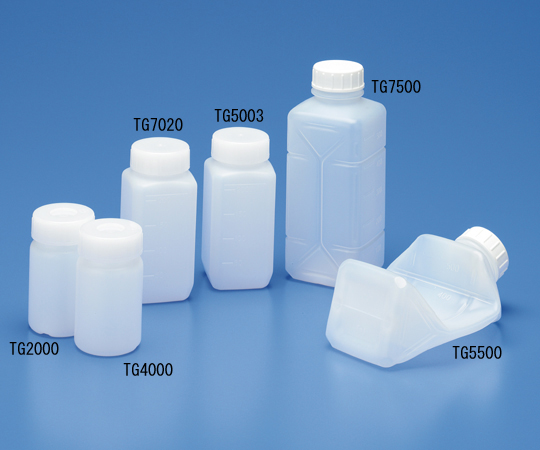 1-9475-05 滅菌採水瓶 TG7500 500mL(ハイポ無し)