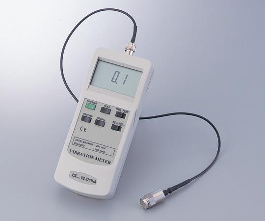 1-9827-01 デジタル振動計 VB-8201HA