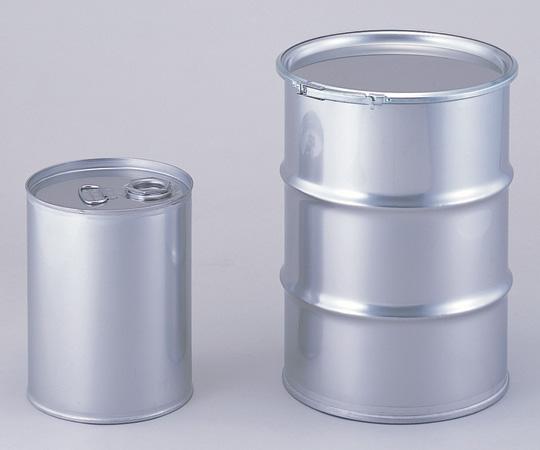 1-9839-06 ステンレスドラム缶容器 クローズ缶200L
