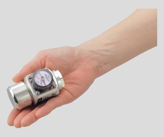 2-113-02 ポータブル高圧ガスボンベ用減圧弁 NR-24-2