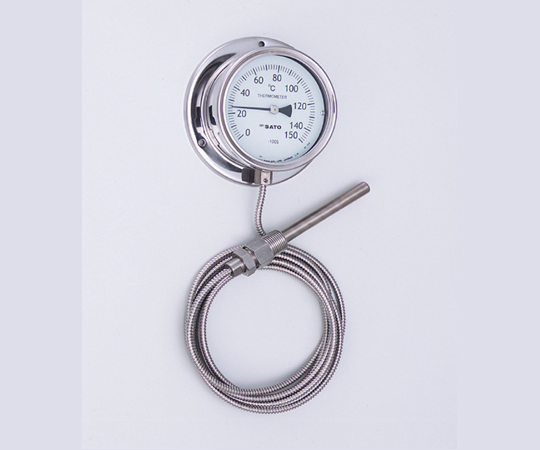2-1336-04 隔測式温度計 0~150℃