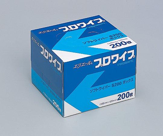 2-1618-01 プロワイプ・ソフトワイパー 195×125mm S200