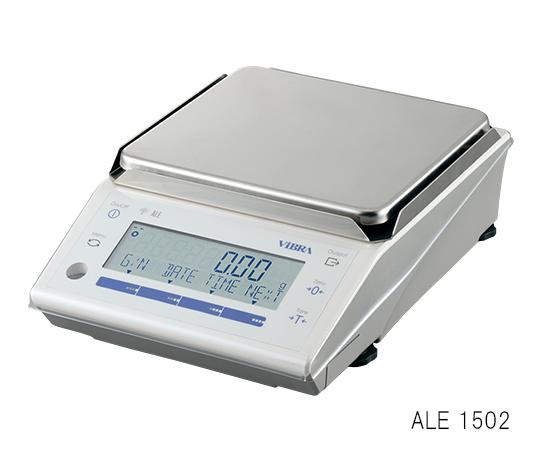 2-2280-29 高精度電子天びん ALEシリーズ 6200g