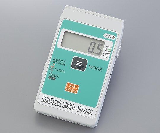 2-2502-01 デジタル静電電位測定器 KSD-1000