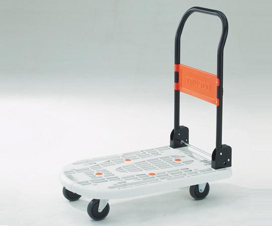 2-3934-01 軽量樹脂製運搬車 MPK-720-W