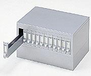 2-4018-02 標本マルチラック SK-1-03 433×310×143mm