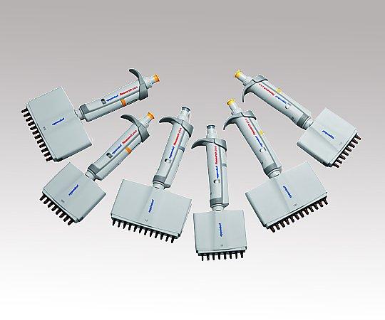2-4636-22 マルチチャンネルピペット リサーチプラスM 8ch 10-100μL