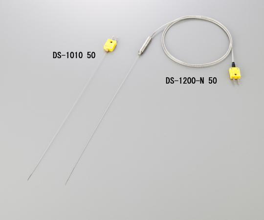 2-4964-03 極細K熱電対 DS-1010 150