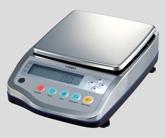 2-580-07 防塵・防水高精度電子天びん CJ-6200