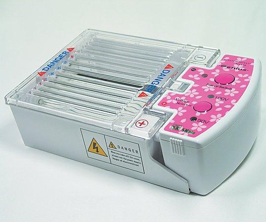 2-6704-01 小型電気泳動装置 MP-SK24