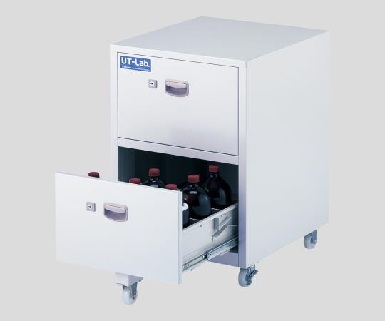 2-709-02 薬品保管ユニット 450×500×652mm