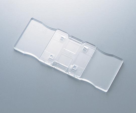返品交換不可 2-7124-02 セルカウンタープレート 贈呈 65×24×3mm