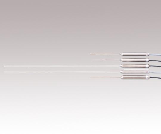 2-7224-06 防水型デジタル温度計(セーフティサーモ)用 フライ油用耐熱被覆ケーブルセンサー