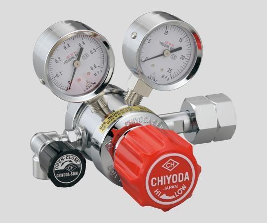 2-759-09 精密圧力調整器 SRS-HS-GHN1-N2