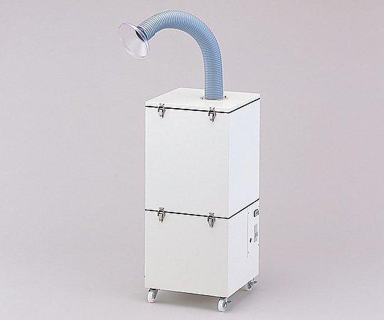2-7620-23 活性炭排気処理装置 塩基性ガス用フィルター