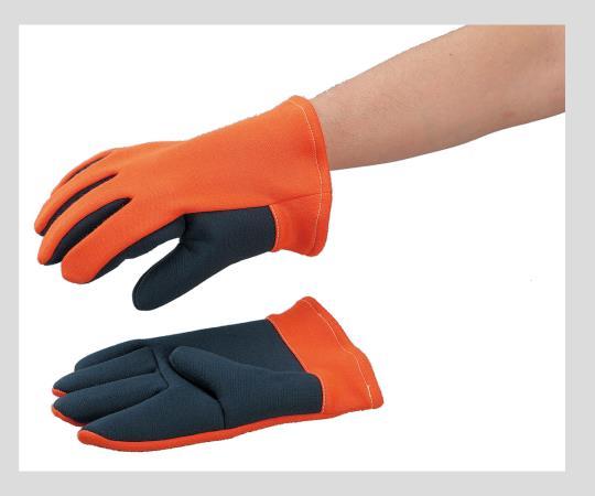 2-9262-01 耐熱手袋 マックパワー MZ636 1双