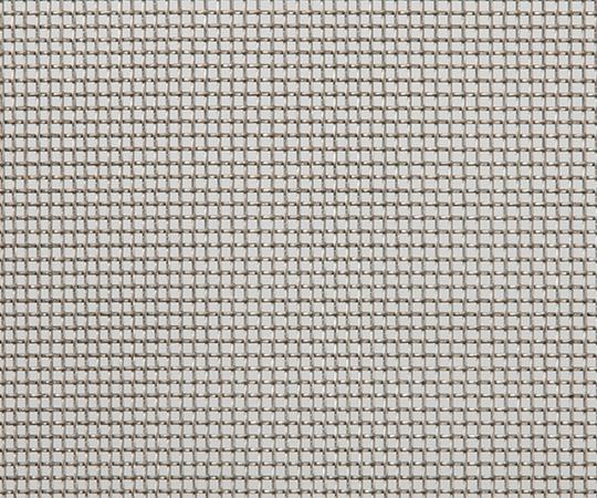 2-9818-23 金属製メッシュ 純チタン-#100綾織