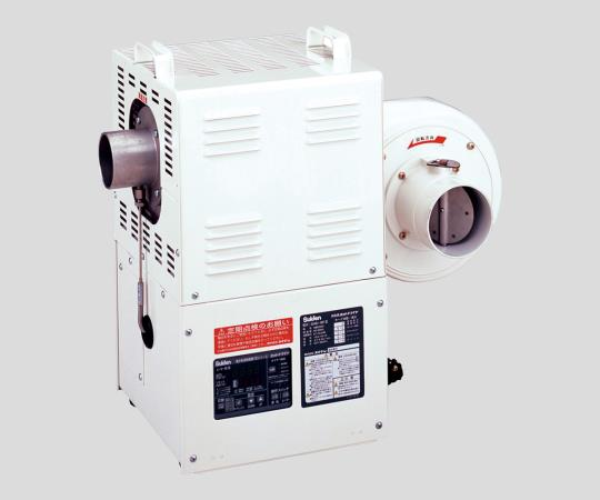 2-9991-02 熱風機 1.7m3/min 200℃ 三相200V SHD-2FII