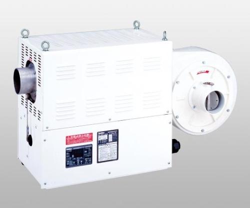 2-9991-16 熱風機 10.0m3/min 350℃ 三相200V SHD-15FIII