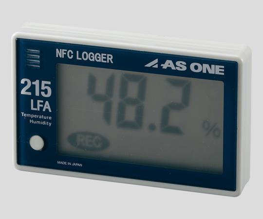3-1488-01 NFC温湿度ロガーAS-215LFA