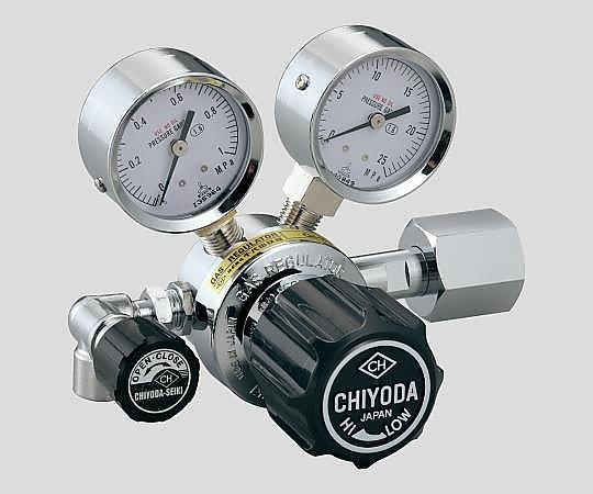 3-1661-03 精密圧力調整器 SRS-HS-BHSN3-2-He