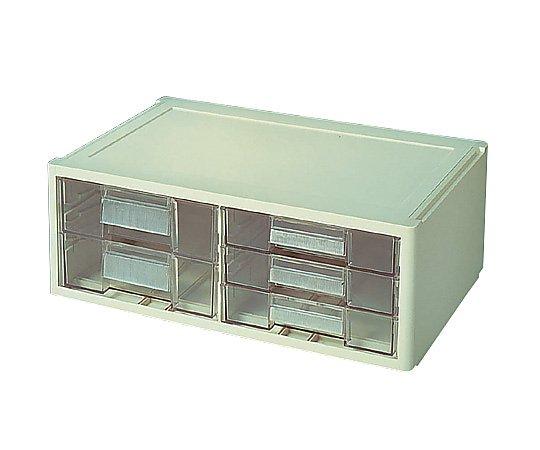 3-261-02 ワーキングボックス W230型 498×336×185mm