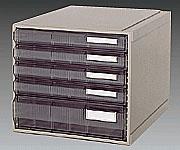 3-274-01 A3カセッター (引出5段)A3-221