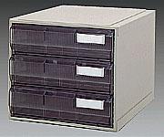 3-274-08 A3カセッター (引出3段)A3-111