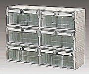3-275-06 HA5小型引出セット HA5-S071 495×192×372mm