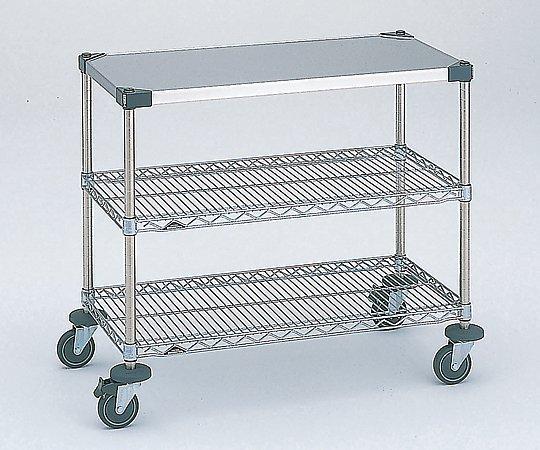 3-418-02 ワーキングテーブル2型 911×461×923mm φ125