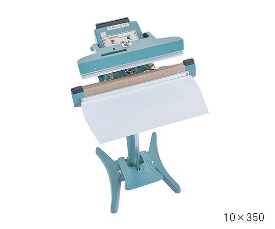 3-4915-01 足踏み式シーラー シールサイズ 10×350mm