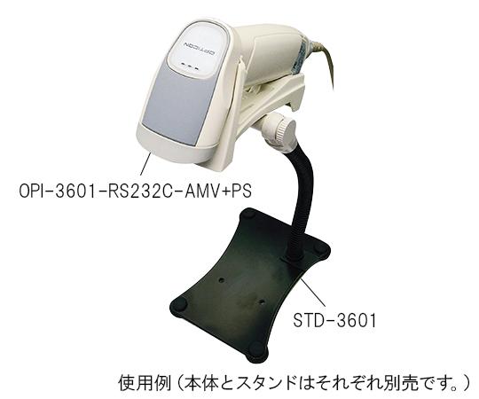 3-4980-02 2次元バーコードリーダー RS232Cインターフェース