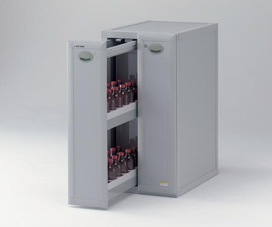 3-5035-01 塩ビ製薬品保管庫 PVS-2