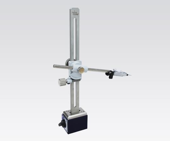 3-5053-04 精密測定用ダイヤルスタンド マイクロケンサー(R) マグネット仕様 50×73×413mm