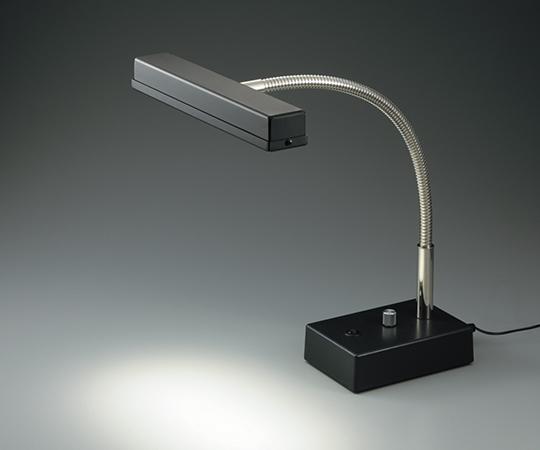 3-5099-02 LEDライト 卓上型検査用LED照明・調光式 BAR-DSK-19