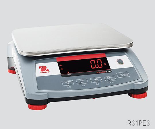 3-5127-01 卓上型はかり 1.5kg