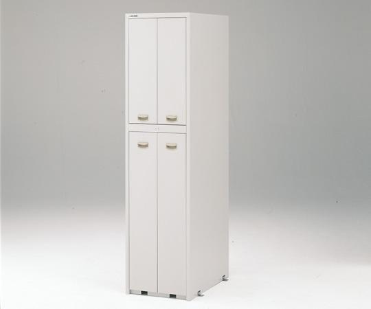 3-5347-22 耐震薬品庫(スチール製) 450×700×1800