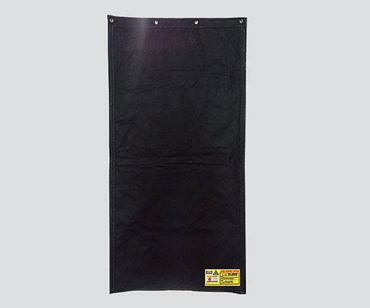 レーザバリアカーテン 3-5476-01 1800×900mm