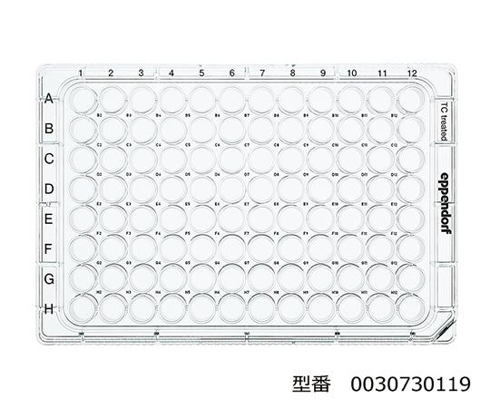 3-5575-10 細胞培養用プレート TC処理済・個別包装 1箱(1枚/袋×80袋入)0030730119